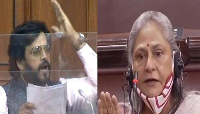 जया बच्चन ने साधा रवि किशन पर निशाना, बोलीं- 'जिस थाली में खाते हैं…..