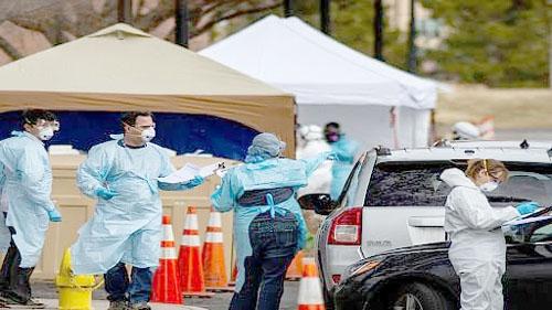 दुनिया भर में 12 लाख के पार पहुंचे कोरोना वायरस के मामले, इटली में 15 हजार से ज्यादा की मौत