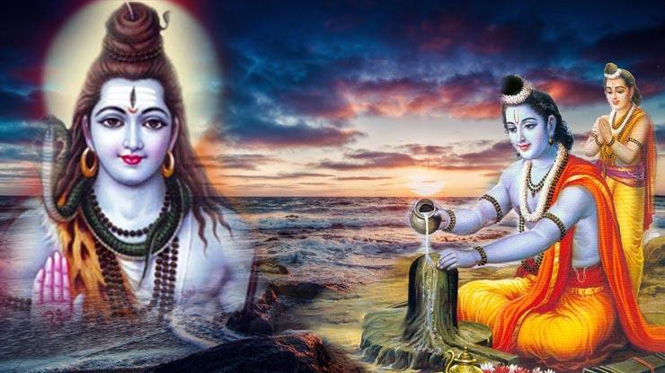 सावन में भगवान शिवको प्रसन्नकरने के लिएपूजाविधि