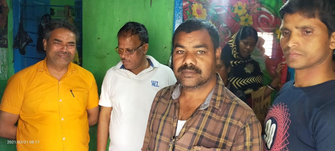 बरकट्ठा के पूर्व विधायक जानकी प्रसाद यादव ने शोक संवेदना प्रकट किया